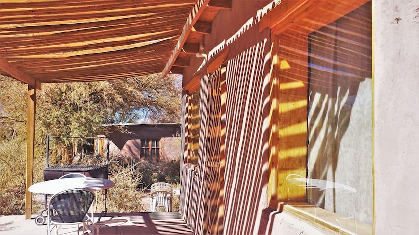 Peaceful cabin with amazing with in Atacama desert - San Pedro de Atacama - Kisház