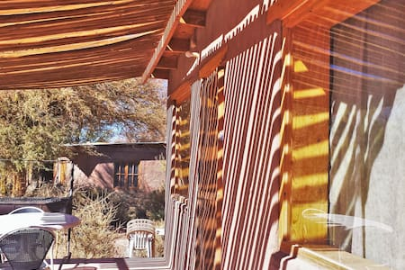 Peaceful cabin with amazing with in Atacama desert - San Pedro de Atacama