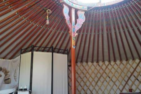 campo de reyes - Tafalla - 蒙古包