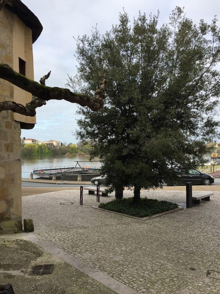 Studio au coeur de la vieille ville de Bergerac