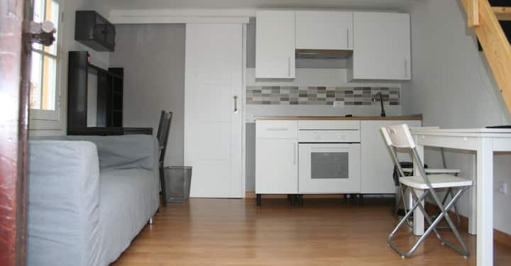 Precioso apartamento pequeño