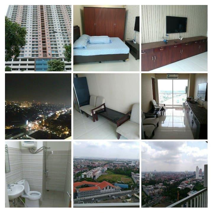 Apartemen Puncak Bukit Golf tower B 21