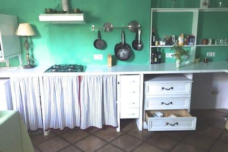 Apartamento con encanto en Cazalla de la Sierra - Cazalla de la Sierra - Leilighet
