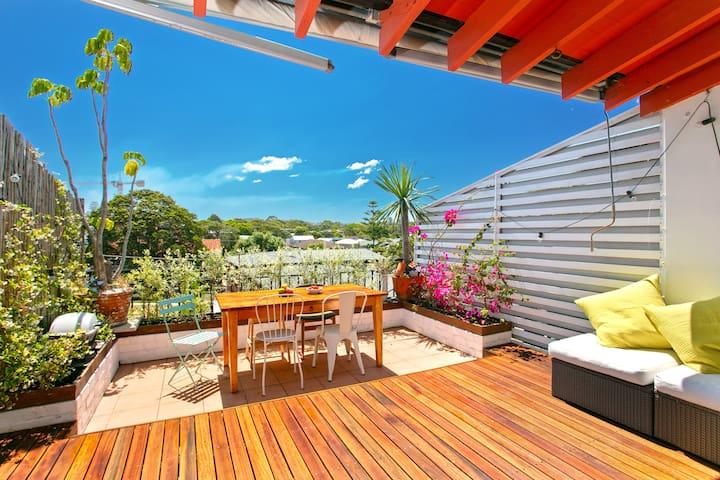 Beautiful beachside home - Freshwater - Apartmen