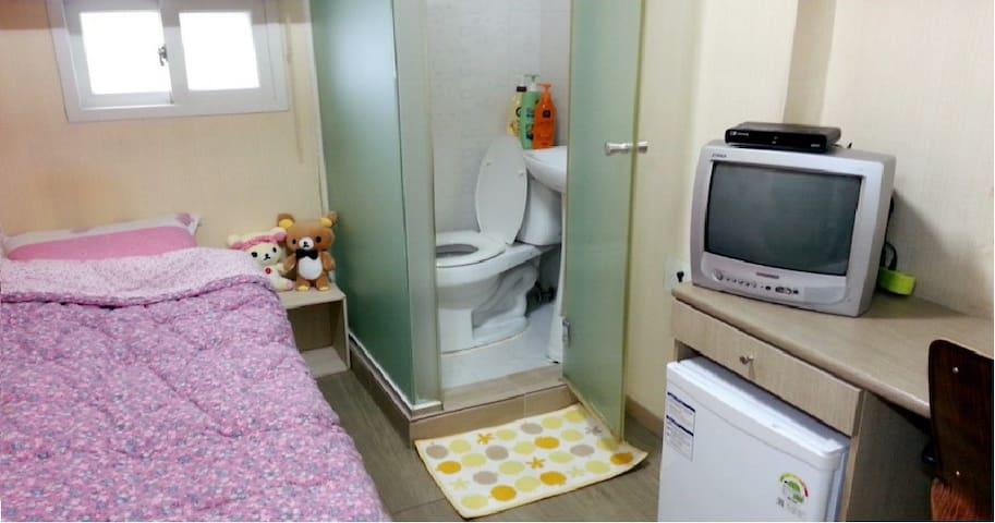 Private Room in Sinchon& Hongdae!