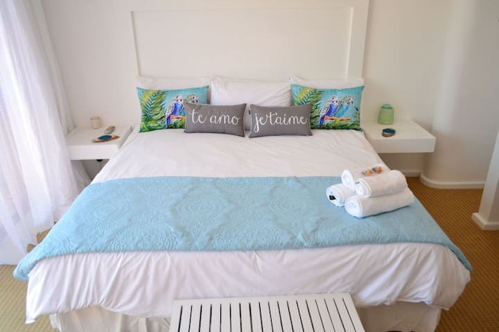 Knysna Terrace Guest House - truly South African