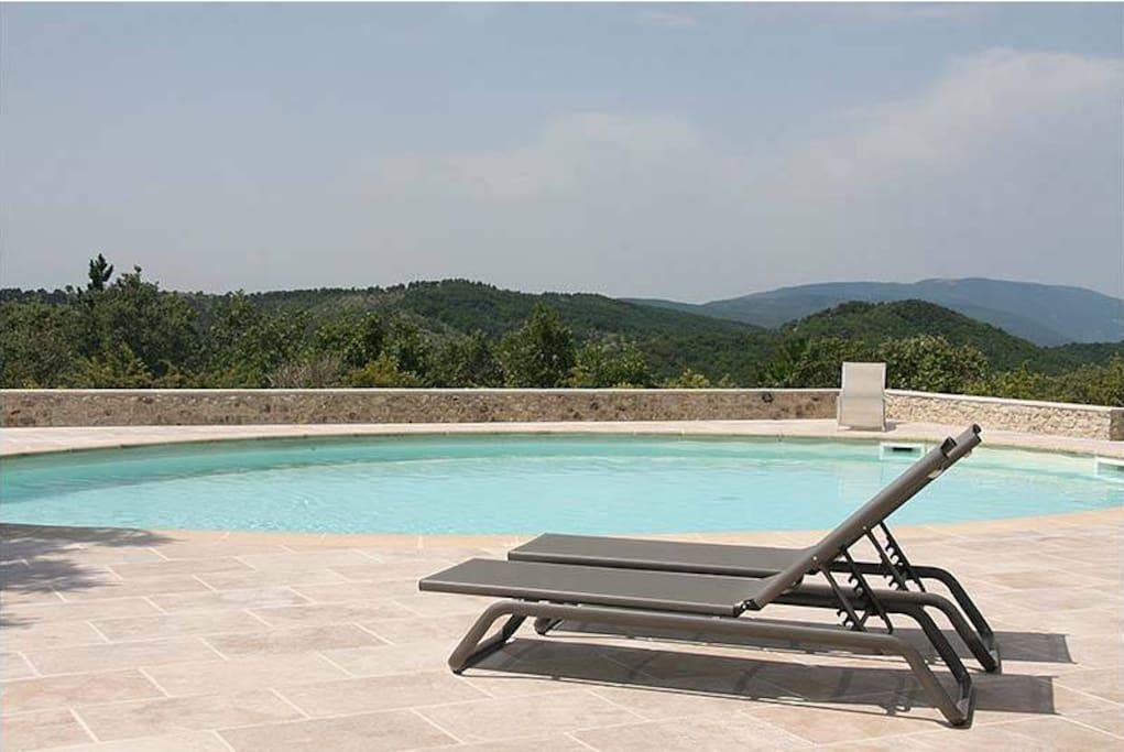 Villa Bellevue, Alpes-de-Haute-Provence