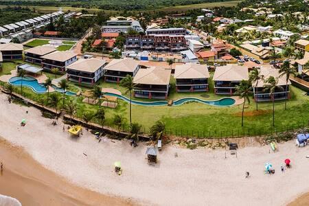 Excelente Village em frente mar Praia Itacimirim