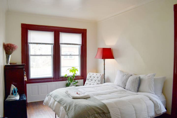 Sunny Bedroom in University City!