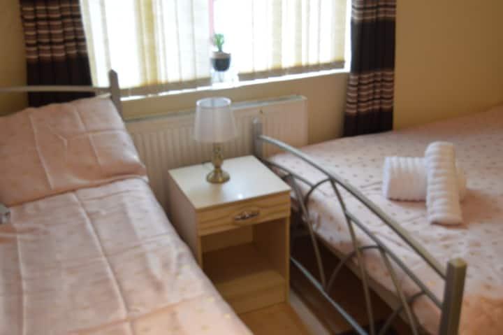 Mo's Apartment