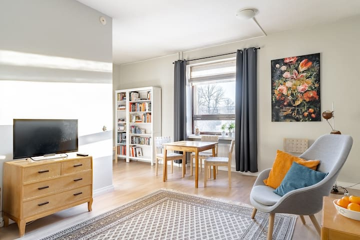 Cozy two bedroom apartment in the heart of Turku