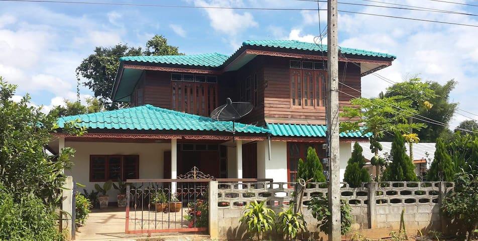 Bed & Breakfast Phu Ruea national park & Nam San - Loei - Wohnung