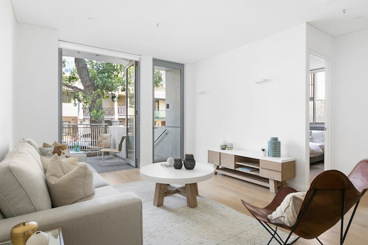 Ultimo apartment with that terrace feel
