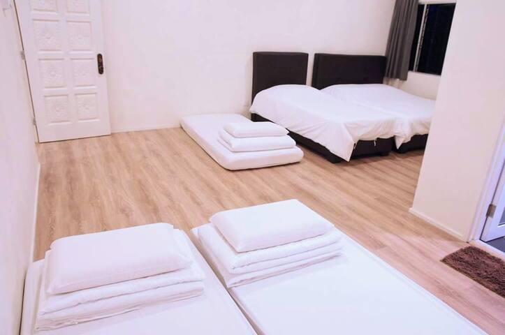 Lower floor Room 3