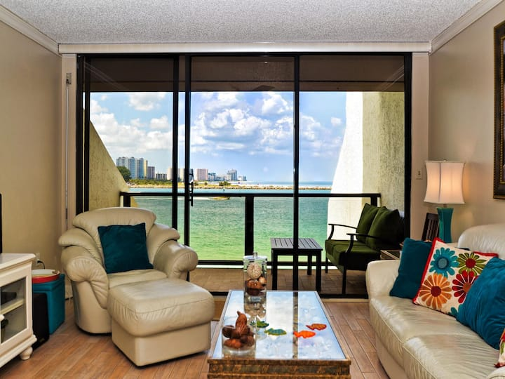 440 West Condos 308-S Desirable Gulf Front
