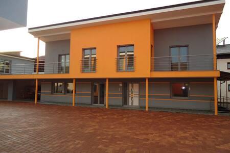 Apartment ground floor