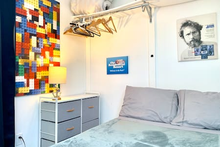 Shipping Container Tiny Home @theResidentialResort