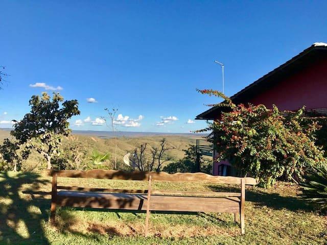 Clima de montanha sem precisar sair de Brasília