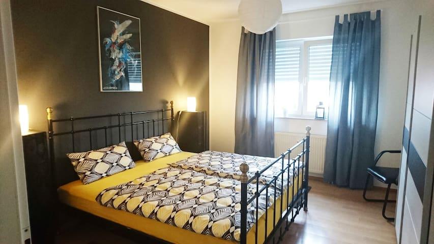Appartement am Stadtrand von Baden-Baden