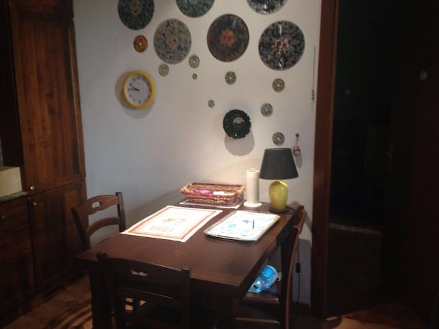 Independent small flat in Monte Porzio Catone