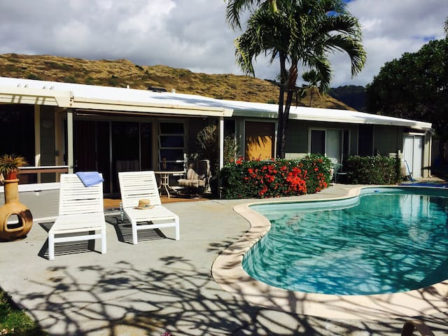 Canal Front Studio - Active Couple - Honolulu - Appartement