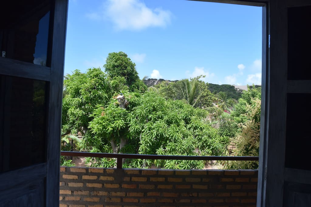 Our property seen from another room