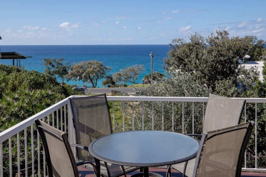 Ocean Views from your Private Balcony