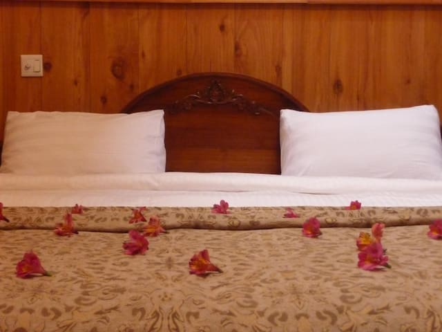 Budget Double Room With Breakfast