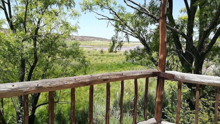 Finca del Río - Wine Farm -  Paz y paisaje
