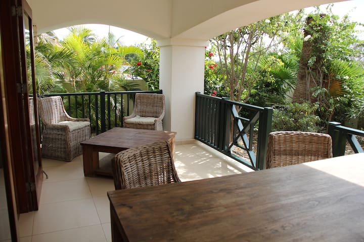 Bonaire Apartment 2, ground floor. - Kralendijk - Daire
