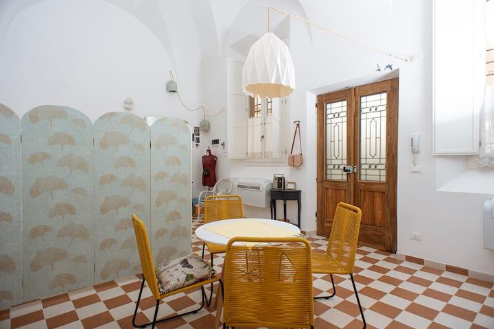 Appartamento  Casavintage  nel cuore di Bologna