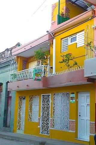 Apartamento Eva-Ernesto (WiFi)