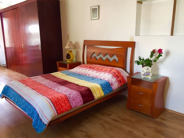 Hermoso Loft independiente, Toluca - Metepec