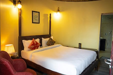 Riddhi Siddhi Resorts(Hut Rooms)