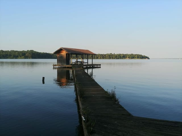 Fish right off you own dock!  All newly remodeled!