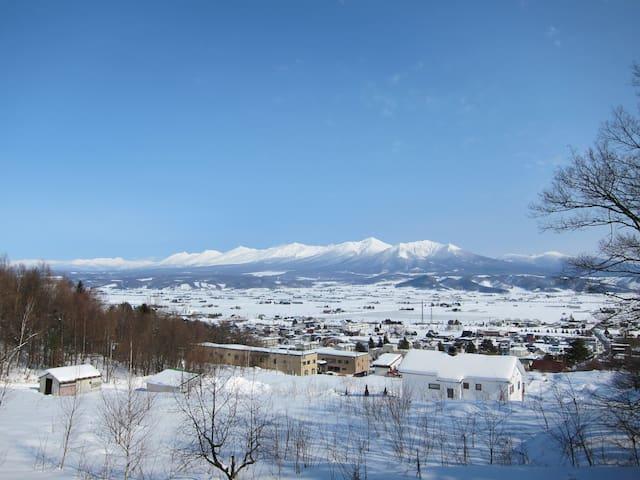 Great view !  Twin bed room (Kunugi)