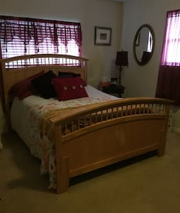 Nice clean Room - Sugar Land - Casa