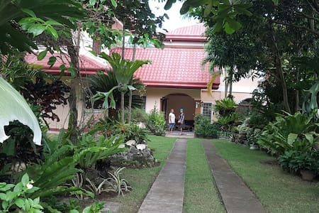 Lovely rural house near the beach. - Davao City