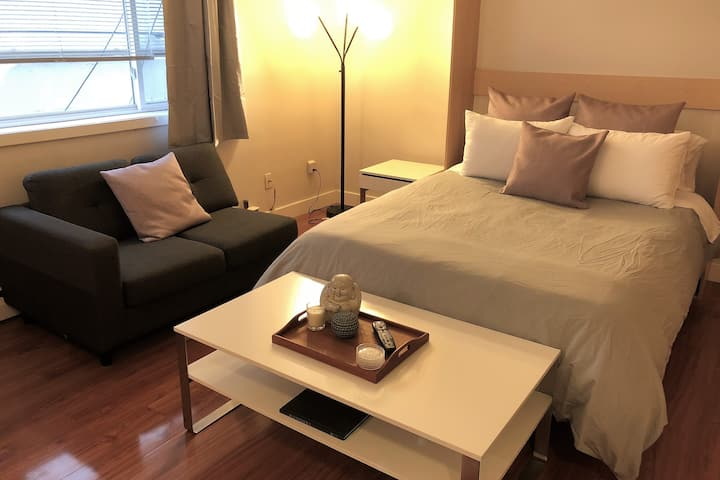 Quaint Downtown Studio Unit in Winnipeg