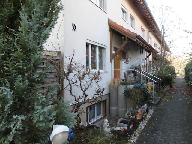Zimmer in Privat- Haus zu Vermieten - Reinach - Casa