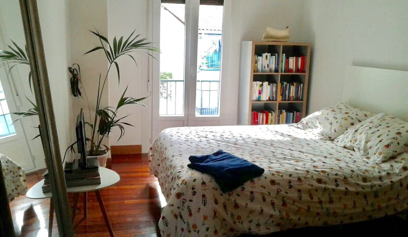 Centric apartament whit charme - Hondarribia - Apartemen