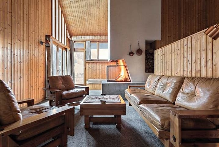 Beautiful mountain house with incredible view! - Airolo - House