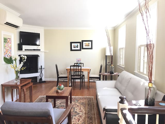 Comfy quiet townhouse in the heart of Georgetown - Washington - House