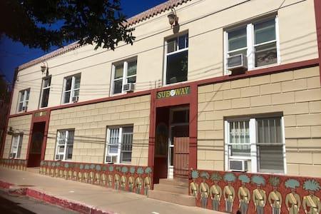 Sweet apartment heart of Old Bisbee - Bisbee - Apartmen