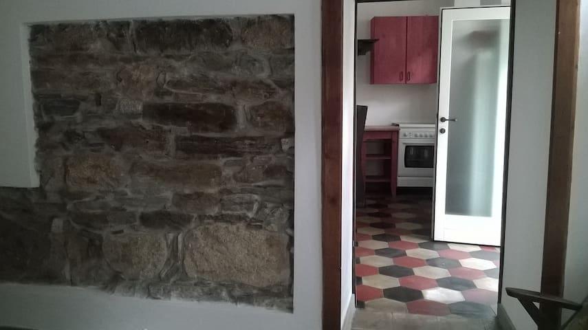 Sasso e legno - Agrano - Apartment
