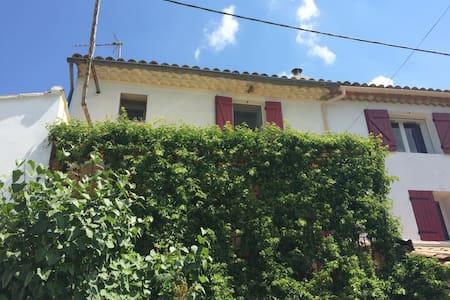 Maison provençale au coeur des Gorges du Verdon - Saint-Julien - Casa