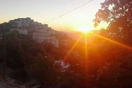 Séjour a la compagne en kabylie