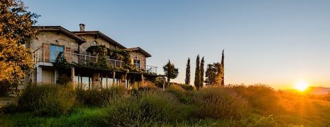 VALDONICA Winery: LUXURY-VILLA in Vineyards