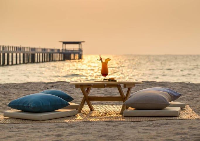 Casalunar Beach house @ Bangsaen Beach