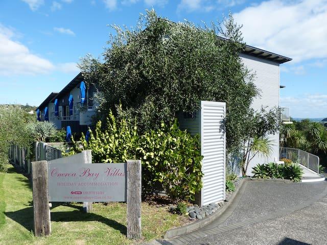 Oneroa Bay Villa #9 apartment, Waiheke Island - Auckland - Apartment